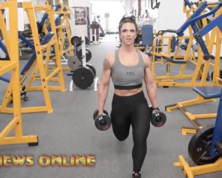 Road To The NPC Pittsburgh: Kristen Rusiewicz Training