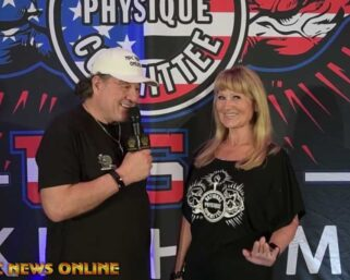 2021 NPC Junior National Championships Co-Promoter Sandy Williamson With News On The Contest!