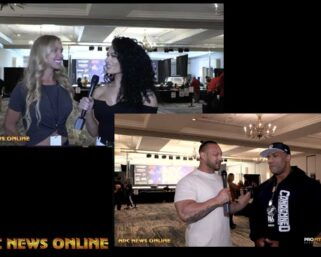2021 IFBB New York Pro Athletes Check-In Interviews Only On npcnewstv.com