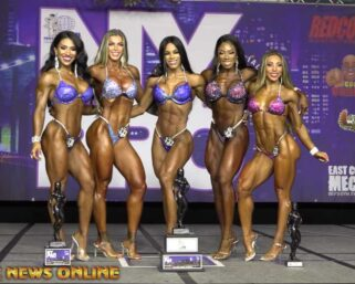 2021 IFBB New York Pro Wellness: First Call Out, Last Call Out and Awards Video