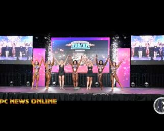 2021 IFBB Optimum Classic Pro Open Awards and All Masters 1st Comparisons and Awards