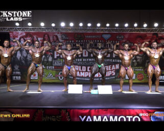 2021 IFBB Puerto Rico Pro: First Call Out, Last Call Out and Awards Videos