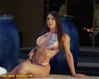 Monday After The Olympia Photo Shoot Francesa Stoico Part 1