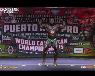 2021 IFBB Professional League Puerto Rico Pro Men's Divisions Top 3 Posing Routines – Men's Bodybuilding, Men's 212, Men's Physique and Classic Physique