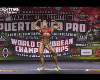 2021 IFBB Professional League Puerto Rico Pro Women's Divisions Top 3 Posing Routines – Women's Bodybuilding, Women's Physique, Bikini and Figure