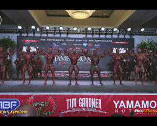 2021 IFBB Tampa Pro Top 3 Individual Men's 212 Bodybuilding Posing Videos & Men's 212 Bodybuilding First Call Out & Awards Videos