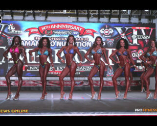 2021 IFBB Tampa Pro Top 3 Individual Bikini Posing Videos & Bikini First Call Out, Last Call Out & Awards Videos