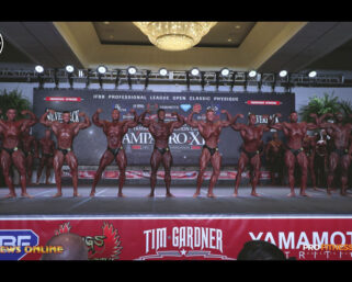 2021 IFBB Tampa Pro Top 3 Individual Classic Physique Posing Videos & Classic Physique First Call Out & Awards Videos