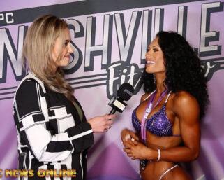 2021 NPC – IFBB Professional League Nashville Fit Show Overall Interviews