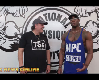 NPC NEWS ONLINE 2021 ROAD TO THE OLYMPIA – Erin Banks Interview
