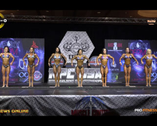 2021 NPC USA Championships Videos: First Callout & Awards For Figure