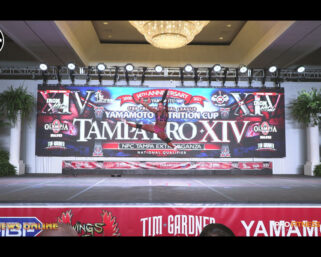 2021 IFBB Tampa Pro Fitness Top 3 Individual Posing Videos