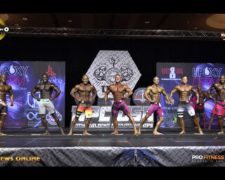 2021 NPC USA Championships Videos: First Callout & Awards For Men's Physique