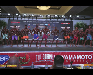 2021 IFBB Tampa Pro Top 3 Individual Men's Physique Posing Videos & Men's Physique First Call Out & Awards Videos