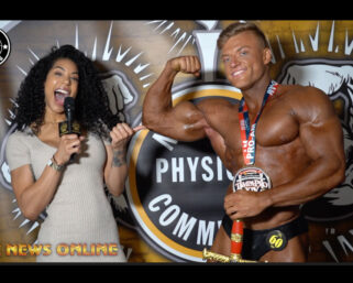 2021 14th Annual IFBB Professional League Tampa Pro Friday Overall Winners Interviews