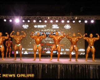 2021 IFBB Pro League Texas Pro Men's Bodybuilding Prejudging & Finals Comparisons & Awards Videos