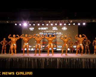 2021 IFBB Pro League Texas Pro Men's 212 Bodybuilding Prejudging, Finals Posedown, Awards & Interview Videos