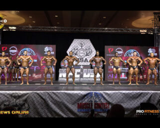 2021 NPC USA Championships Videos: First Callout, Awards & Overall For Classic Physique