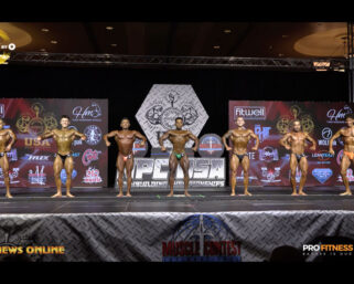 2021 NPC USA Championships Videos: First Callout & Awards For Men's Bodybuilding