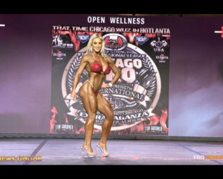 2021 IFBB Professional League Chicago Pro Wellness Top 6 Individual Posing Routine Videos