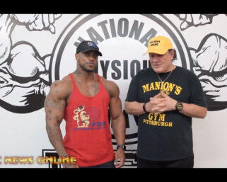 NPC NEWS ONLINE 2021 ROAD TO THE OLYMPIA – 2-Time IFBB Men's Physique Olympia Brandon Hendrickson Interview