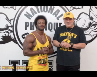 NPC NEWS ONLINE 2021 ROAD TO THE OLYMPIA – 2-Time IFBB Classic Physique Olympia Breon Ansley Interview