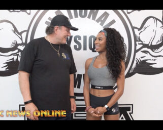 NPC NEWS ONLINE 2021 ROAD TO THE OLYMPIA – Daraja Hill Interview