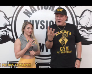 NPC NEWS ONLINE 2021 ROAD TO THE OLYMPIA – Devyn Cambre Interview