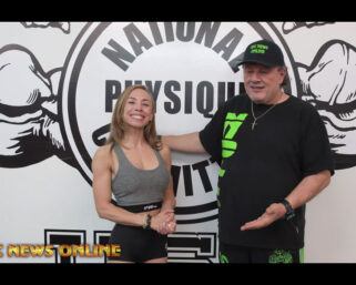 NPC NEWS ONLINE 2021 ROAD TO THE OLYMPIA – Jessica Wilson Interview