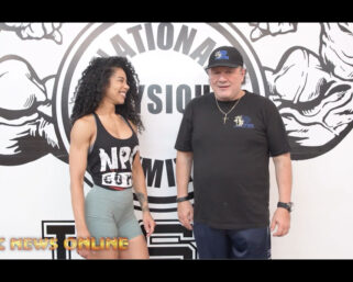 NPC NEWS ONLINE 2021 ROAD TO THE OLYMPIA / ROAD TO THE ARNOLD – Jourdanne Lee Interview