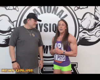 NPC NEWS ONLINE 2021 ROAD TO THE OLYMPIA – 2020 IFBB Pro Women's Physique Olympia Champion Sarah Villegas Interview