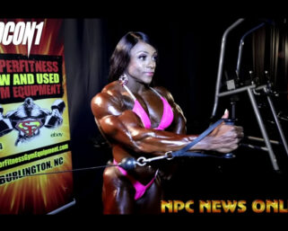 2021 IFBB Ms. Olympia Backstage Video