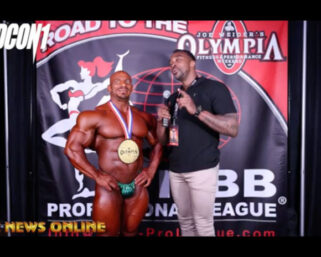 2021 Olympia Recap: 2021 IFBB Mr. Olympia Champion Big Ramy Interview