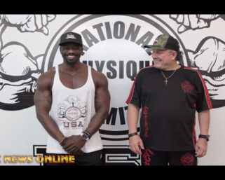 NPC NEWS ONLINE 2021 ROAD TO THE OLYMPIA – George Brown Interview