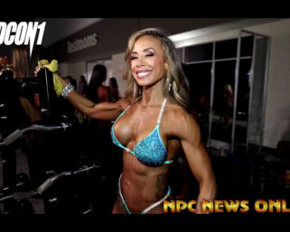 2021 IFBB Olympia Bikini Backstage Video
