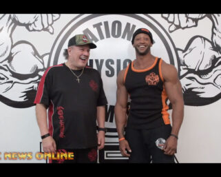 NPC NEWS ONLINE 2021 ROAD TO THE OLYMPIA – 2019 IFBB Men's Physique Olympia Raymont Edmonds Interview
