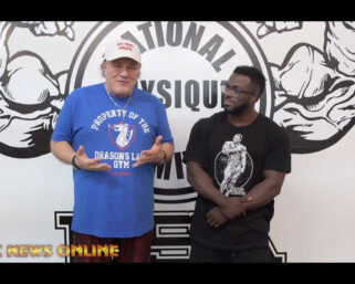 NPC NEWS ONLINE 2021 ROAD TO THE OLYMPIA – 2021 IFBB Pro Arnold Classic Physique Champion Terrance Ruffin Interview