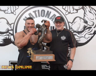 NPC NEWS ONLINE 2021 ROAD TO THE OLYMPIA – 2021 IFBB Pro Arnold Classic  Champion Nick Walker Interview