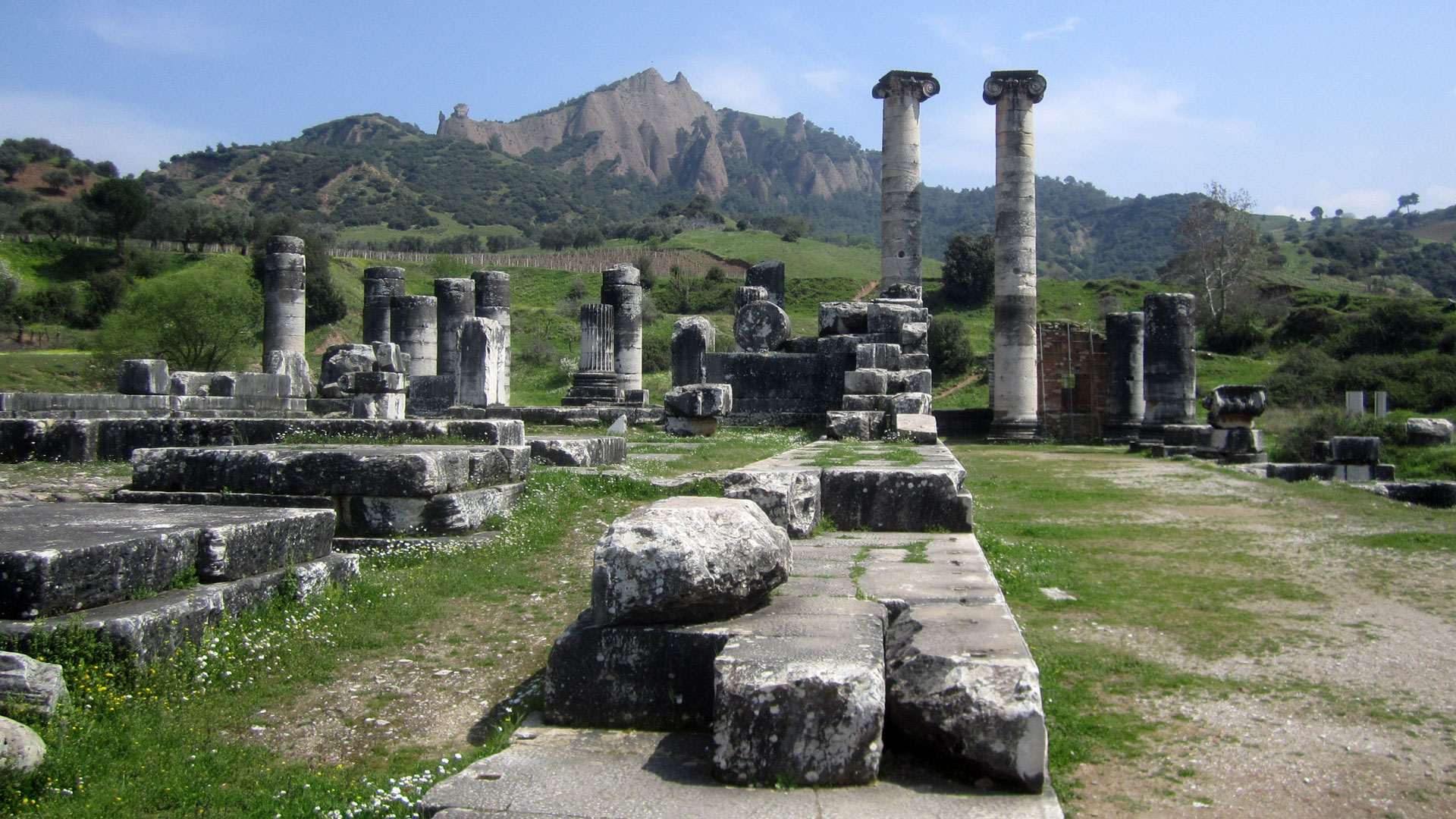 Sardis - seven churches tour