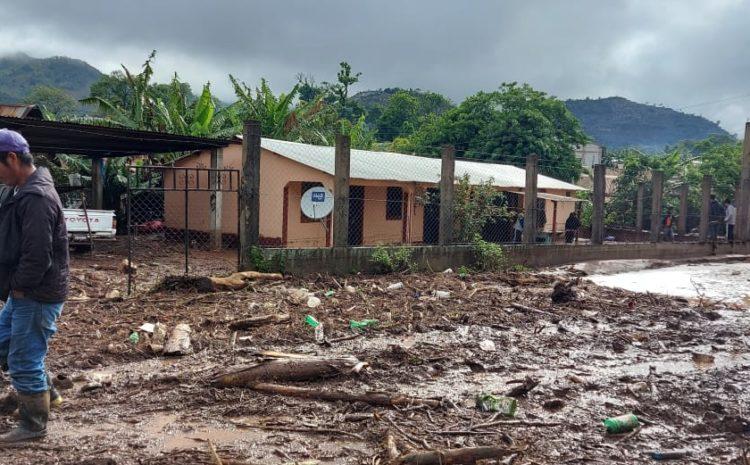 CONRED: Tormenta Tropical Cristóbal deja 5 fallecidos