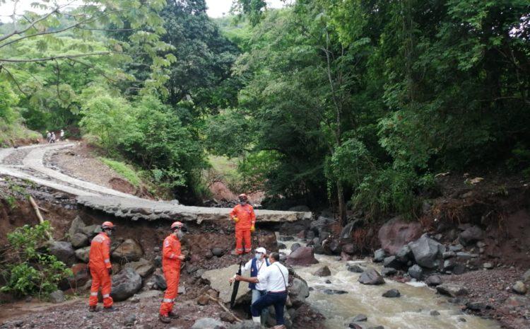 Lluvias continúan en territorio nacional por Tormenta Tropical Cristóbal