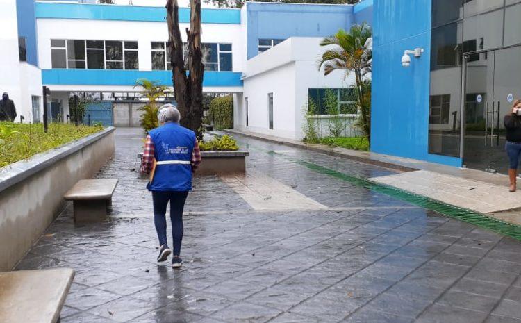 Estos son los hallazgos que encontró la PDH en el Hospital de Villa Nueva