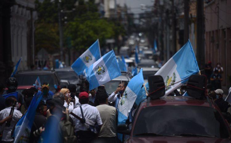 Asociaciones convocan a manifestar el descontento por la corrupción en el país