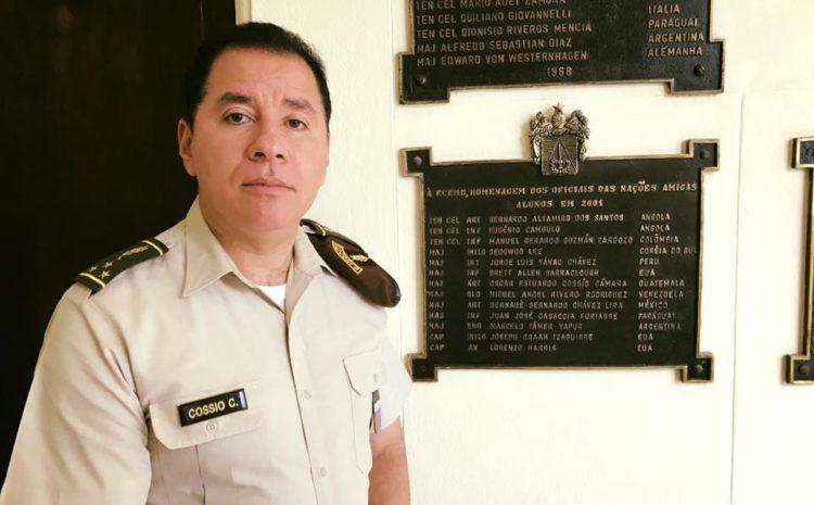Ejecutivo nombra a militar retirado al frente de la CONRED