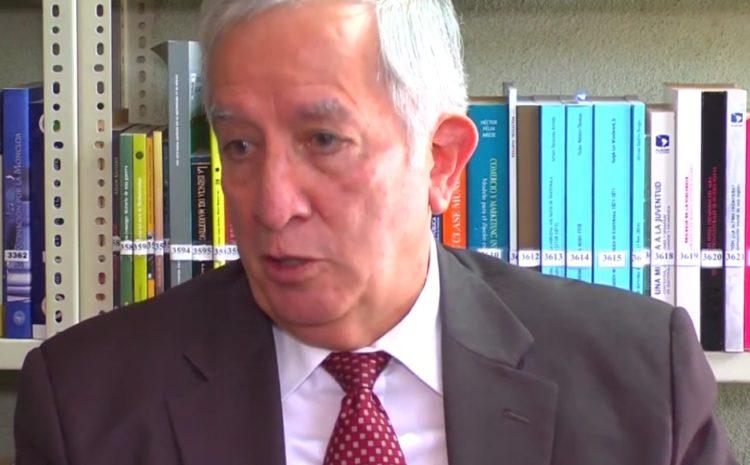 Oliverio García Rodas es nombrado como nuevo Ministro de Gobernación