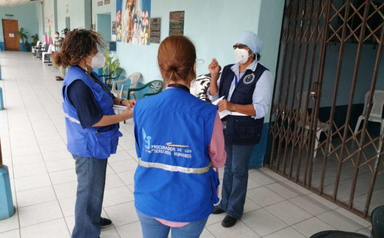 PDH recomienda establecer cordón sanitario en San Miguel Petapa