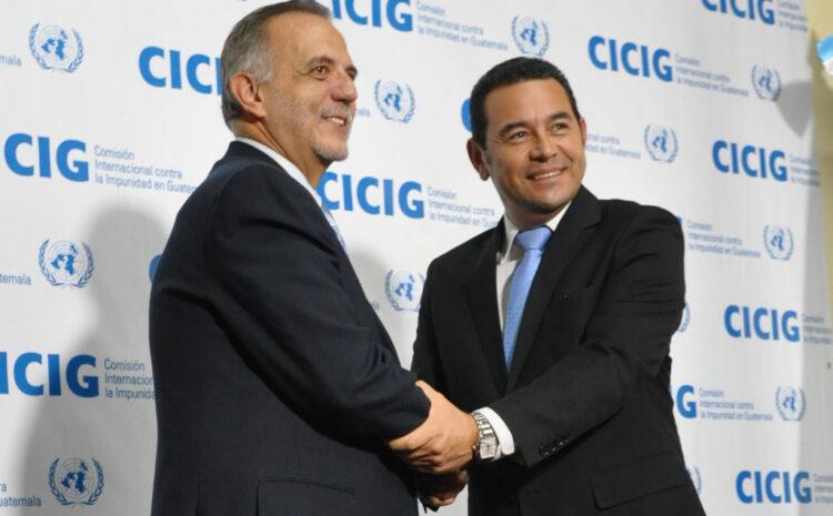 Guatemala retrocedió en el sistema de justicia tras el cierre de la CICIG, según el IGI 2020