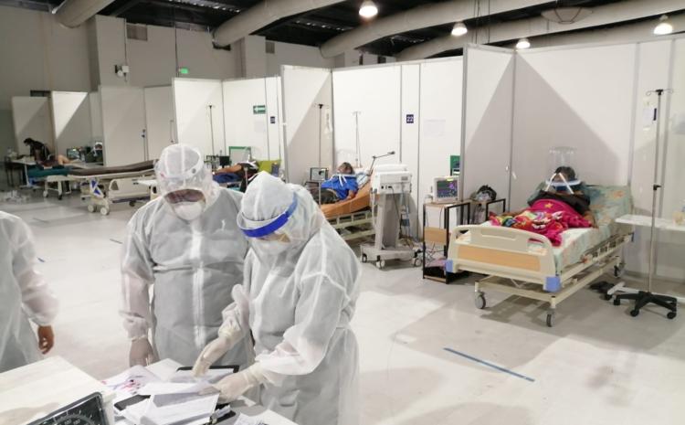 Guatemala supera los 2 mil 400 casos de COVID-19 en las últimas 24 horas