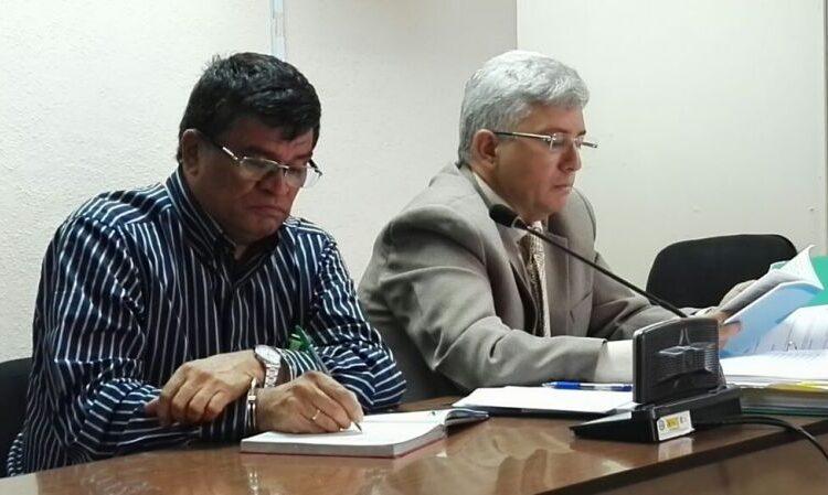Medrano pide al Tribunal de Mayor Riesgo C ser absuelto y quedar en libertad