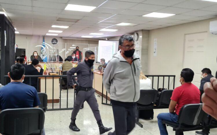 Exalcalde de Chinautla, Arnoldo Medrano es condenado a 29 años de cárcel